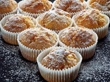 Кексы в бумажных формочках рецепты с фото