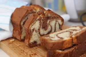 Мраморный кекс рецепт с фото