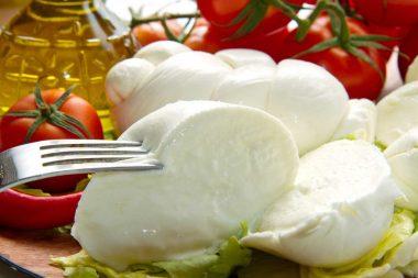 Домашнее приготовление сыра моцарелла