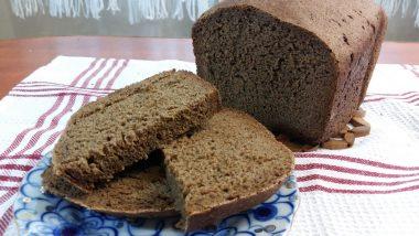 Панасоник рецепт ржаного хлеба