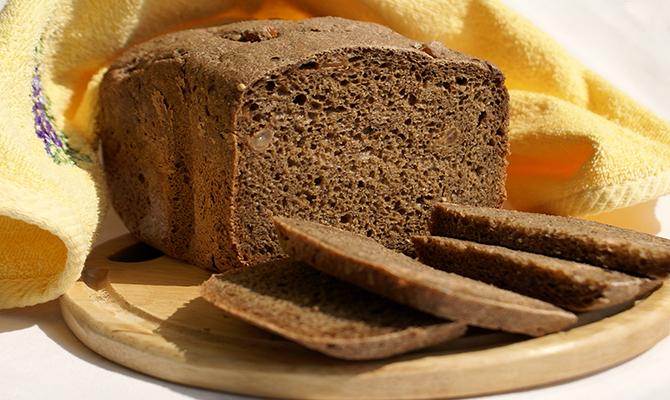Ржаной хлеб в мультиварке. Рецепт ржаного хлеба в мультиварке ... | 400x670