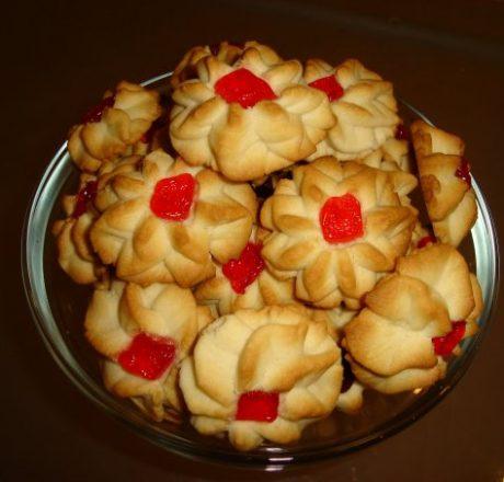 Рецепт печенья курабье