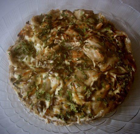 Пельменный пирог «Ленивый»