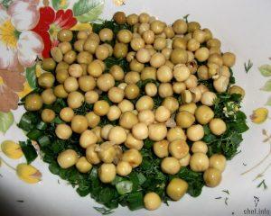 салаты рецепты с фото пошагово