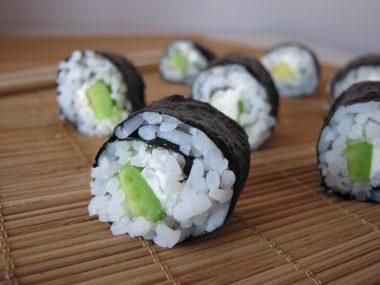 Рис для блюд японской кухни