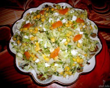 Салат «Лёгкость»