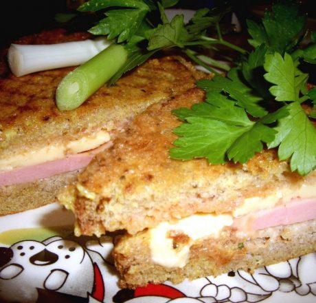 Сэндвич «Домашний»