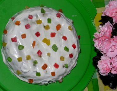 Пирог «Изумрудный»