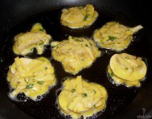 шампиньоны в кляре рецепт с фото