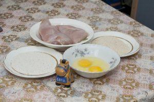 как приготовить шницель из куриной грудки