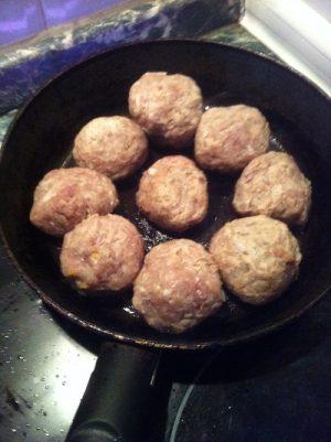 котлеты из свинины рецепт