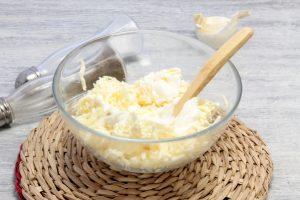 Введение белков в тесто