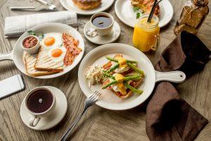 Правильный и вкусный завтрак для энергии