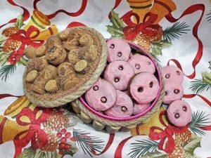 имбирное печенье Пятачки