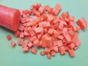 свинина в апельсинах