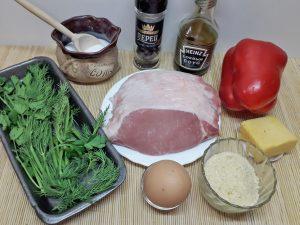 Мясные рулетики на сковороде