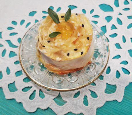 сырники в лаваше