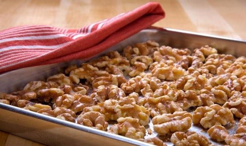 Очищенный грецкий орех
