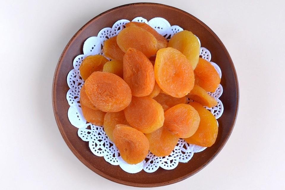 Сушим абрикосы