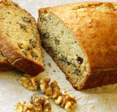 Вкусный ореховый хлеб Лаури