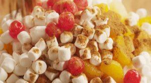 фруктовый салат Пища богов