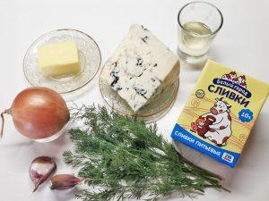 Сырный соус Дор блю