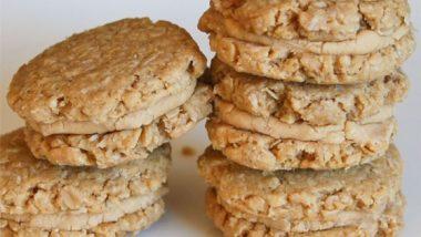 Печенье с арахисовым маслом и овсянкой III