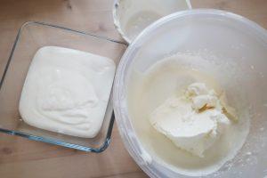 Торт из печенья савоярди