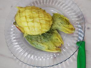 салат соус из манго