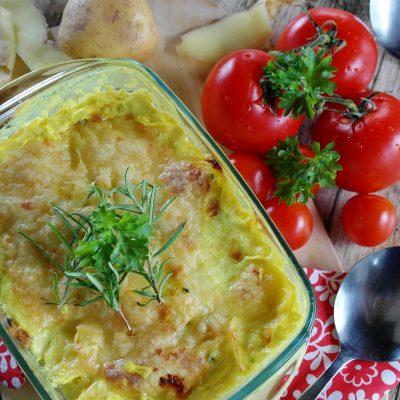 Сливочное картофельное пюре