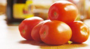 Двойная томатная брускетта