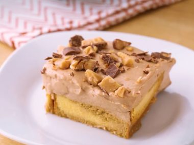 Десерт тирамису Ириска