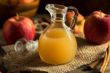 Заправка из яблочного уксуса
