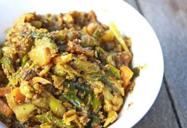 Острые маринованные овощи