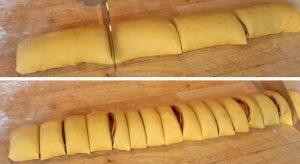 Тыквенные булочки с корицей