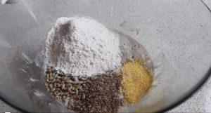 Чиабатта из цельной пшеницы