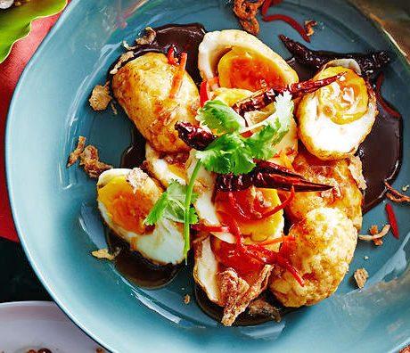 Яйца по-тайски или Яйца зятя