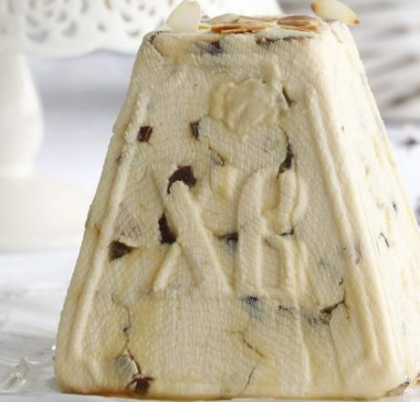 Медовая пасха с инжиром
