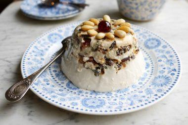 Пасха - русский пасхальный десерт
