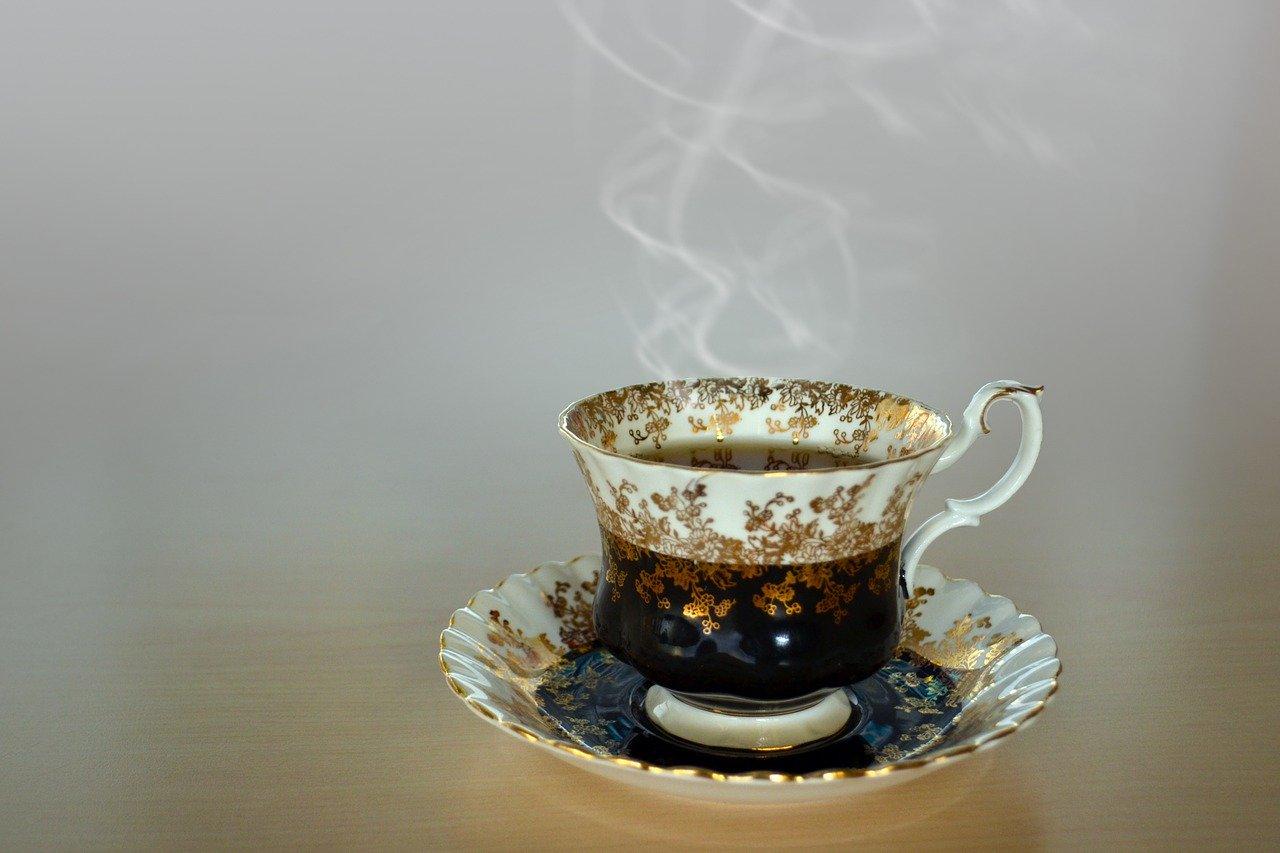 Черный чай с аскорбиновой кислотой