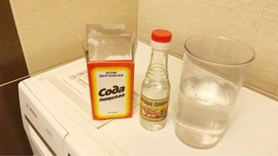 сода от накипи