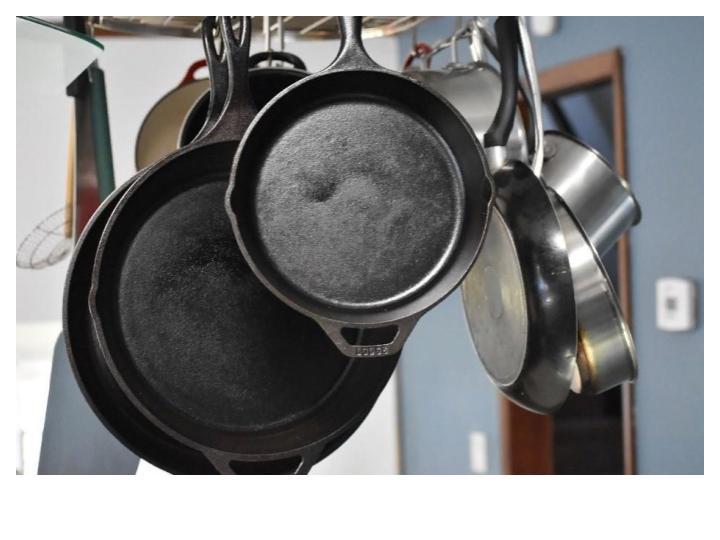как отмыть застарелый жир со сковороды