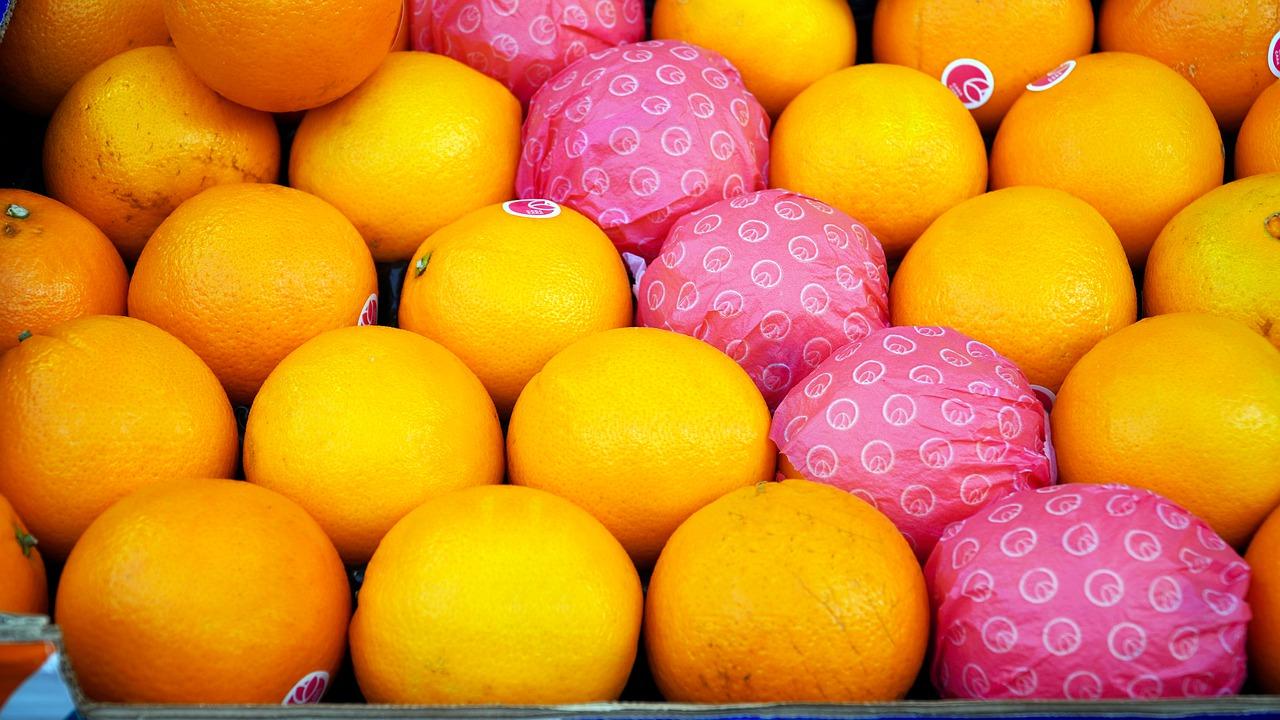 как выбрать сладкий апельсин