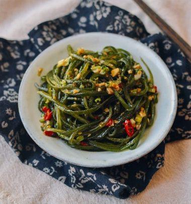 Китайский салат из ламинарии